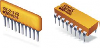 Through-hole Resistors