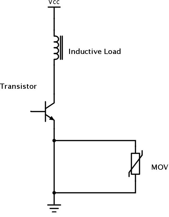 Mov Varistor Schematic Symbol Basic Guide Wiring Diagram