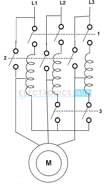 10. Auto transformer starter of induction motor auto transformer starter and variable autotransformer auto transformer wiring diagram at webbmarketing.co
