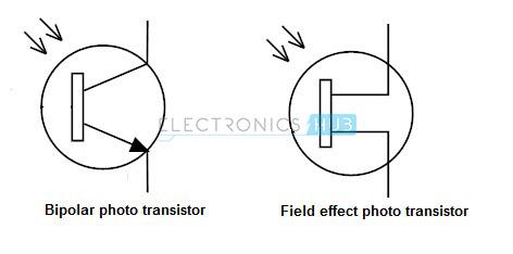 8. photo transistors