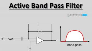 Active Band Pass Filter Featured Image