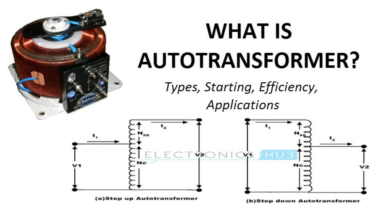 What is Autotransformer? Complete information guide