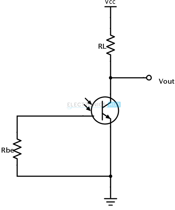 Light Sensor using LDR, Photodiode and Phototransistor