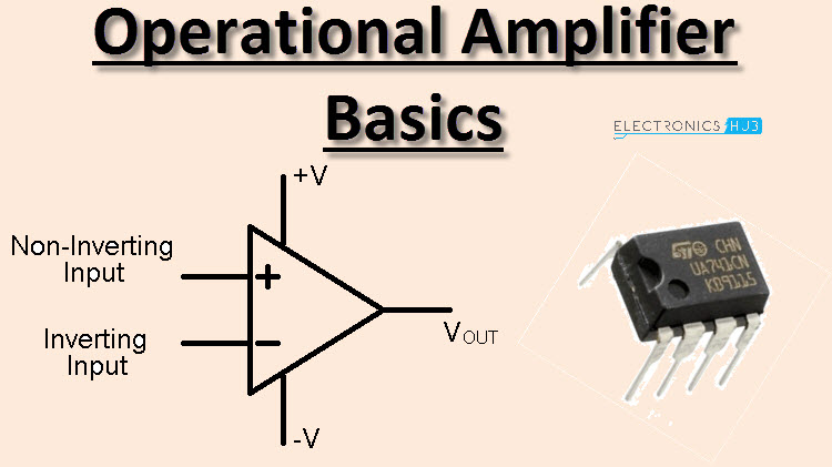 operational amplifier op amp basics and applications