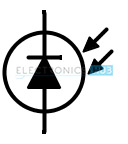 Photodiode Symbol
