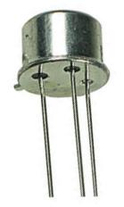 Transistor de conmutación pequeño