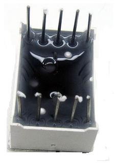 7 Segment Display Pins