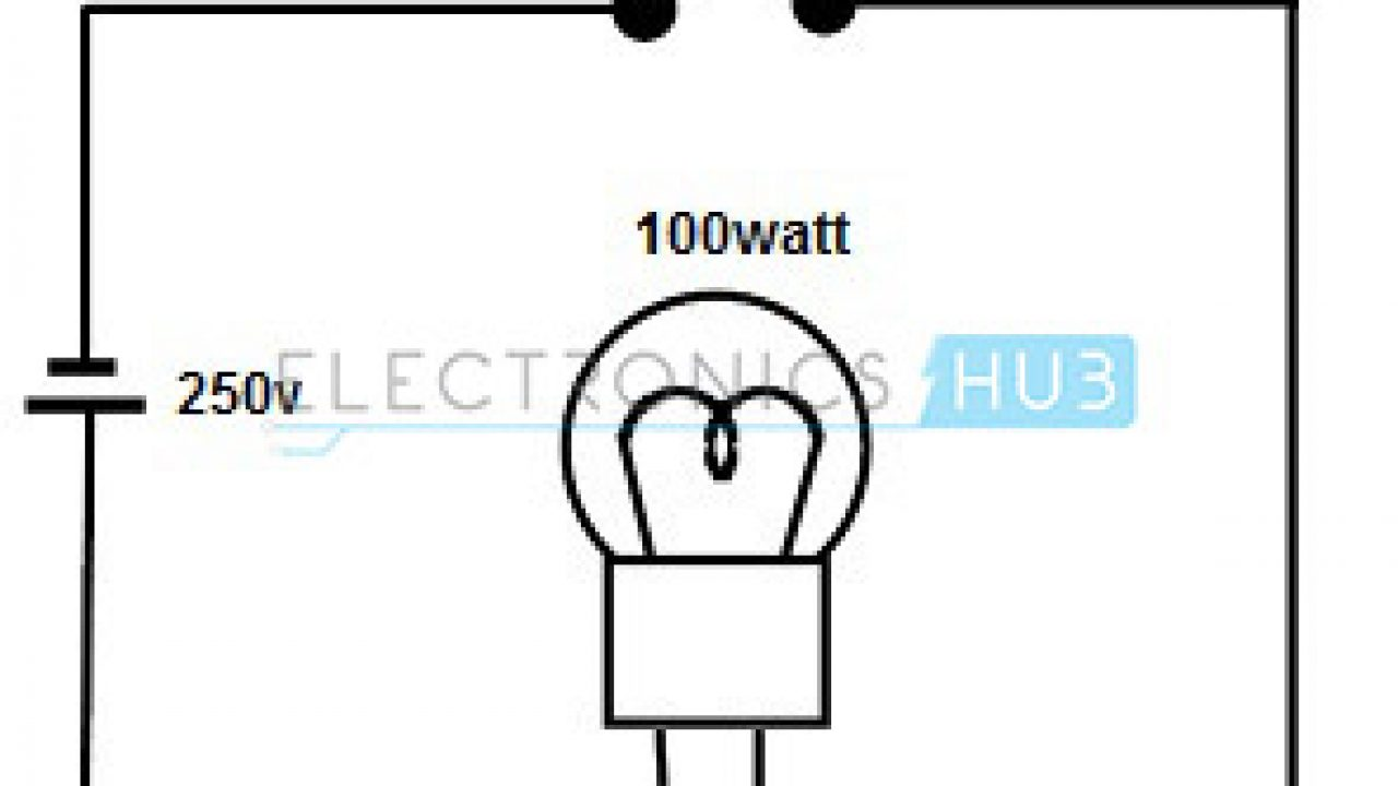 The Figure Describes A Simple Electric Circuit With A Battery