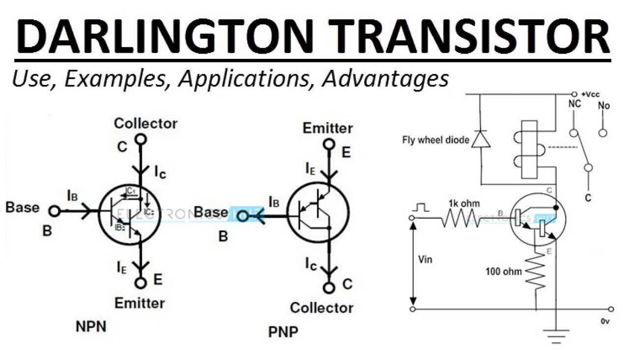 Transistor On Off Switch Circuit