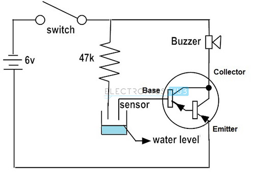 PNP Darlington Transistor as Switch