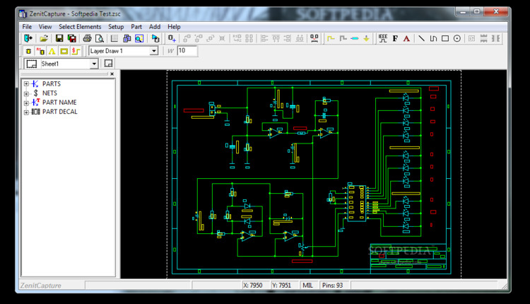 Circuit Board Builder Software - Wiring Diagram & Electricity Basics ...