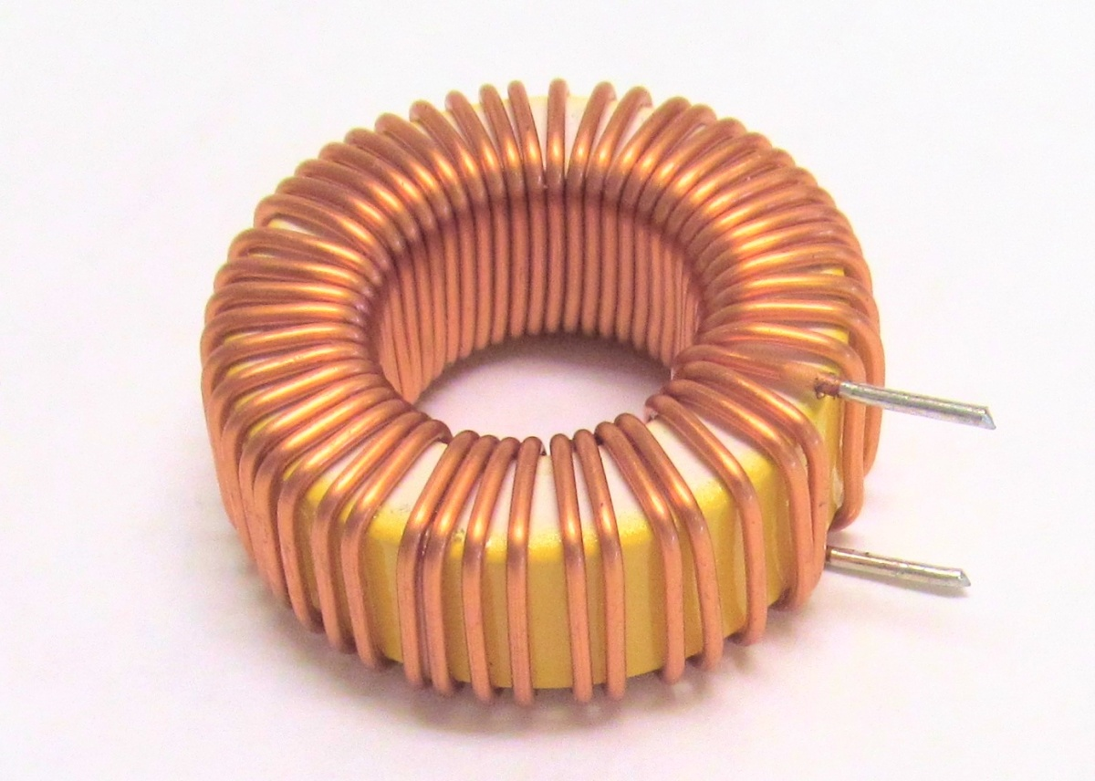 types of inductors and applications