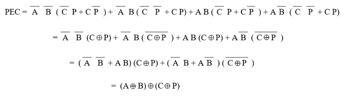 Even-Parity-Checker-Boolean