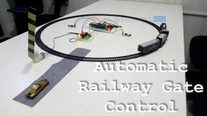 Automatic Railway Gate Control Featured Image