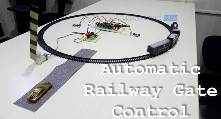 Automatic Railway Gate Controller