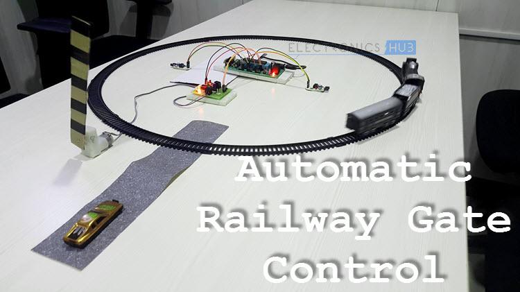 Automatic Railway Gate...