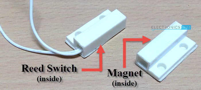 Automatic Washroom Light Switch Reed Switch