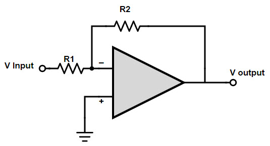 negative feed back circuit