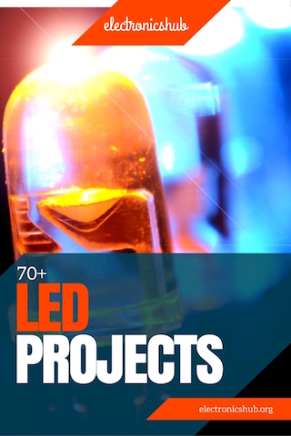 70 led projects and circuits for engineering students rh electronicshub org