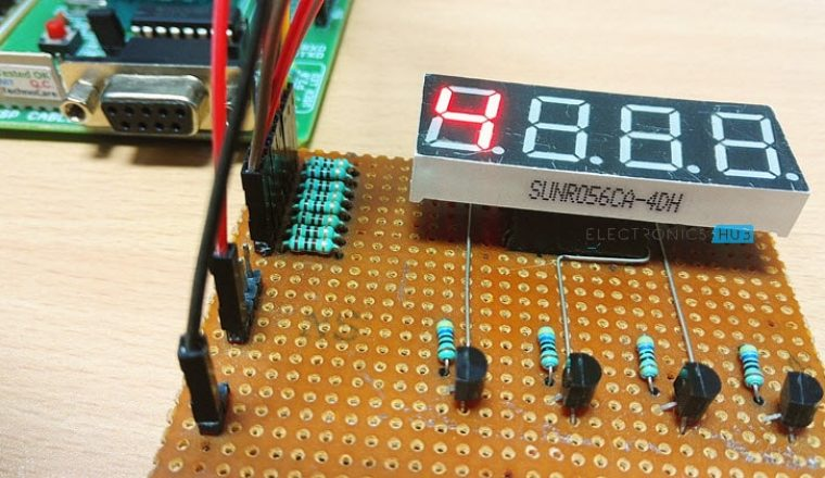 8 Channel Quiz Buzzer Circuit using Microcontroller Image 1