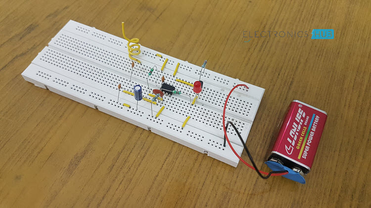 Cell Phone Detector Circuit Image 3