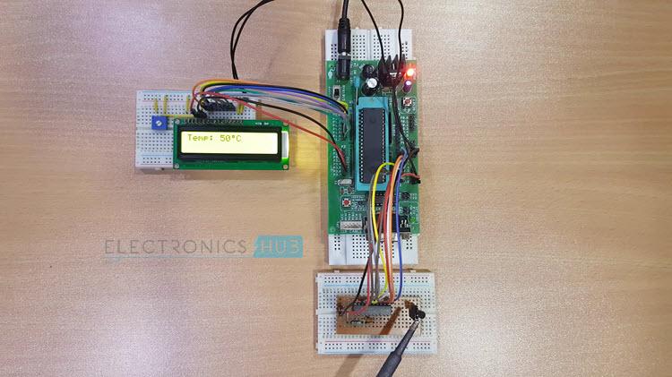 Ic Lm35 Temperature Sensor Characteristics