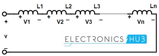 Inductores conectados en serie