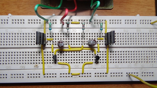 Inverter Cirucit how to make 12v dc to 220v ac converter inverter circuit design?