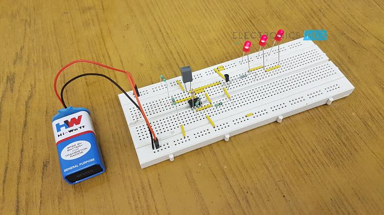 LED Lamp Dimmer Circuit Image 2