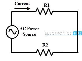 Series AC Circuit