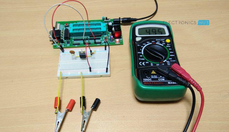 Understanding 7805 Voltage Regulator IC Image 1