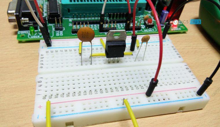 Understanding 7805 Voltage Regulator IC Image 2