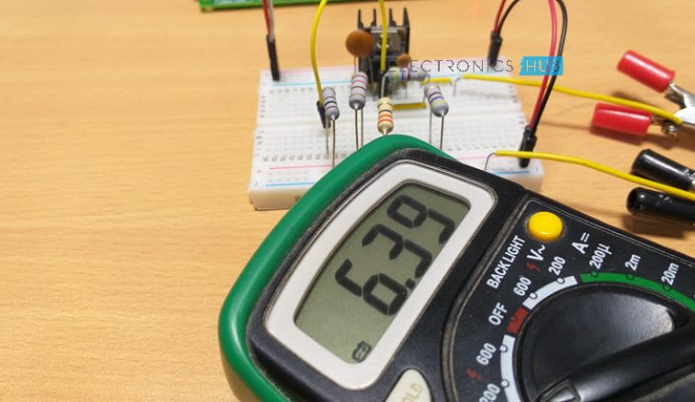 Variable Voltage Power Supply from Fixed Voltage Regulator Image 2