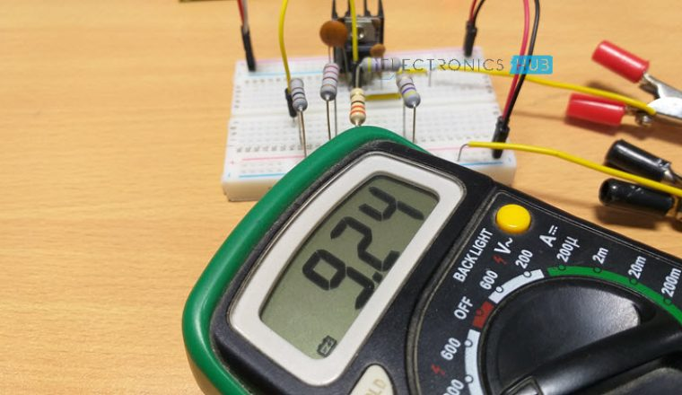 Variable Voltage Power Supply from Fixed Voltage Regulator Image 4