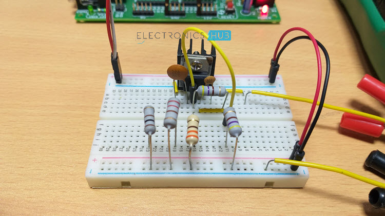 Variable Voltage Power Supply from Fixed Voltage Regulator Image 5