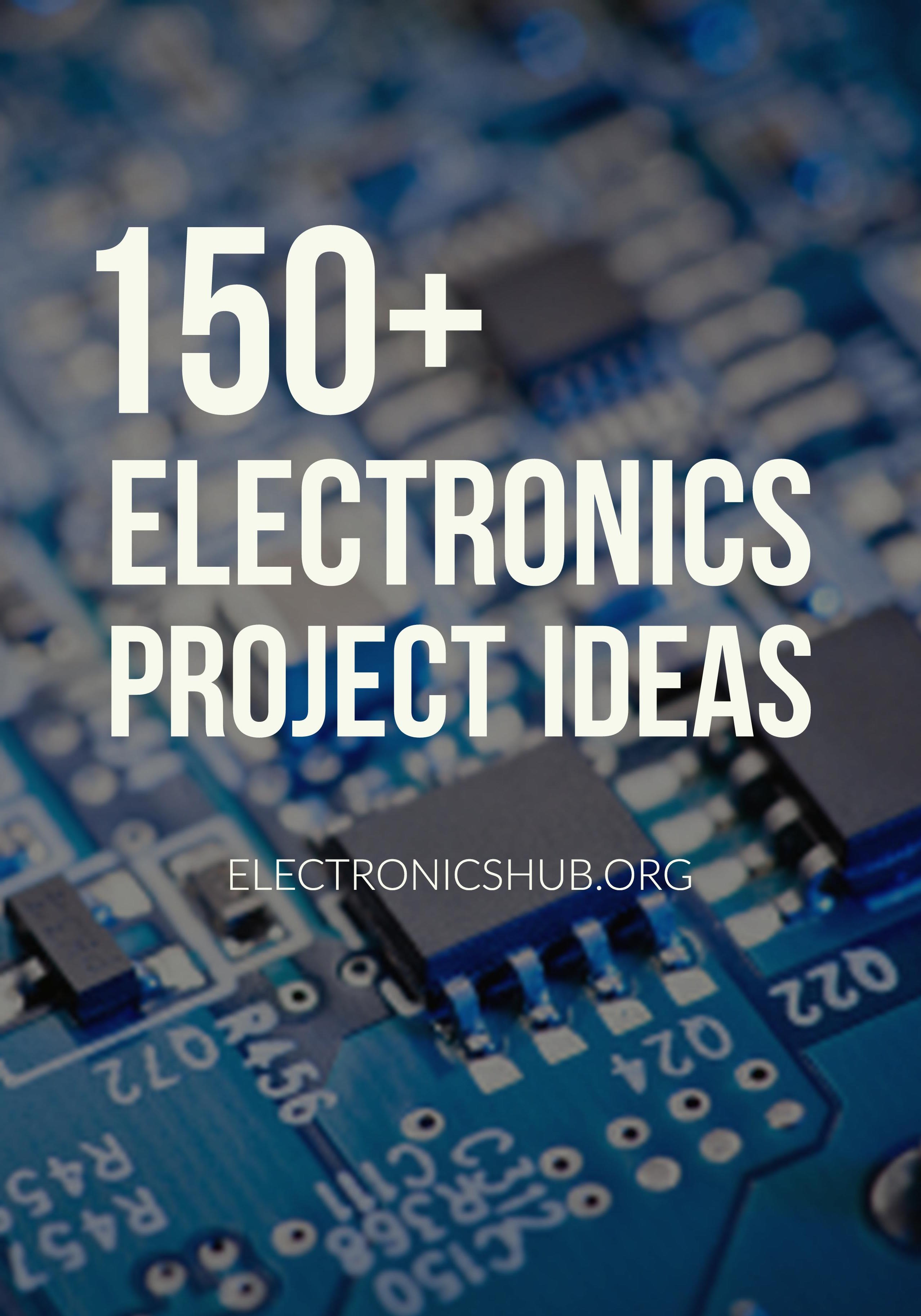 150 Electronics Projects For Engineering Students Pics Photos Build Your Own Metal Detector Circuits