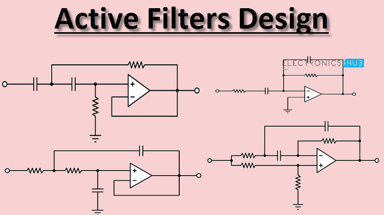 Active Filters | Low and High Pass Filters | Band Stop Filter