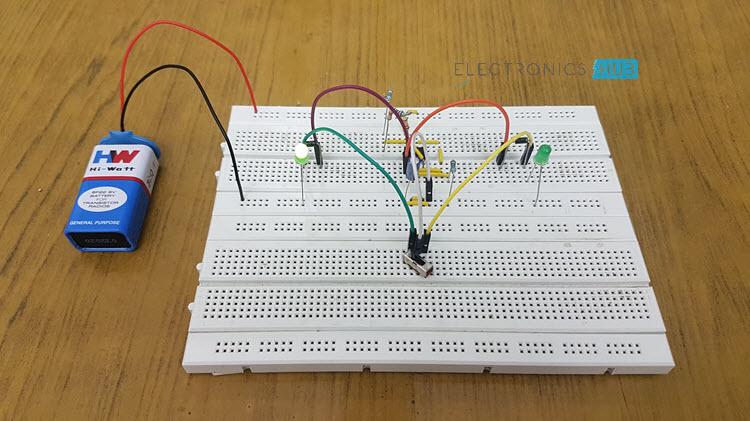 Bike Turning Signal Circuit Image 2
