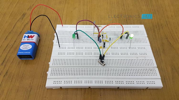 Bike Turning Signal Circuit Image 3
