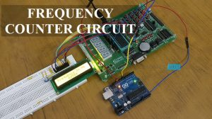 Frequency Counter Circuit Featured Image