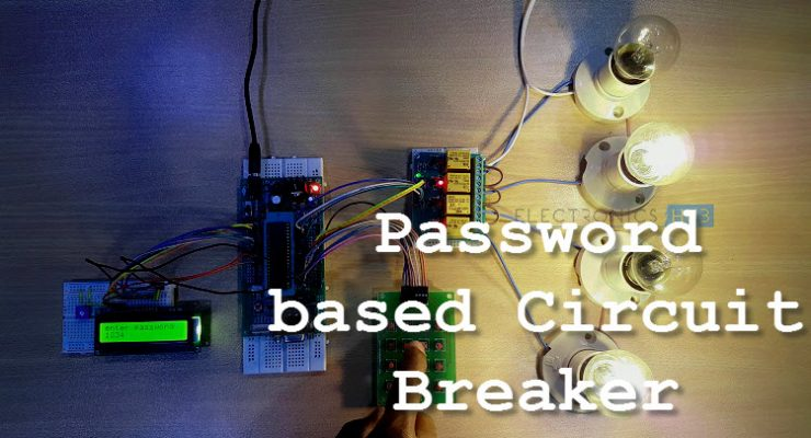 Password Based Circuit Breaker Featured Image