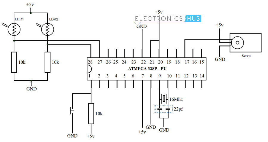 Cool Solar Tracker Circuit Diagram Wiring Diagram Database Wiring Database Ittabxeroyuccorg
