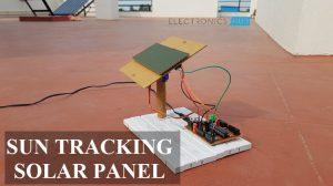 Sun Tracking Solar Panel Featured Image