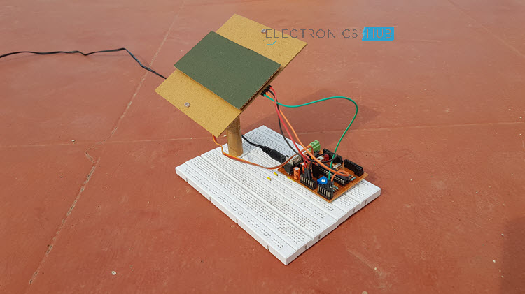 Sun Tracking Solar Panel Image 3