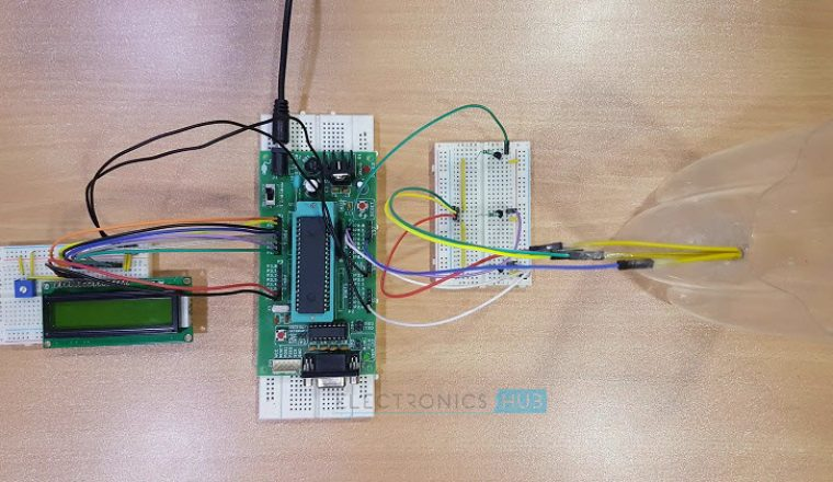 Water Level Controller using 8051 Microcontroller Image 3