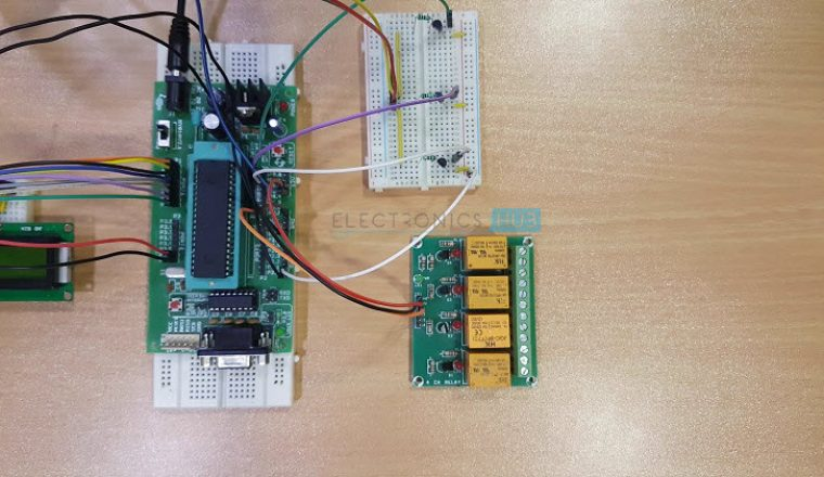Water Level Controller using 8051 Microcontroller Image 4