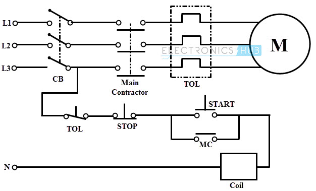 electrical circuit wiring diagram 120v electrical switch wiring rh parsplus co Four-Conductor Branch Circuit Connection Electrical Circuit Diagrams