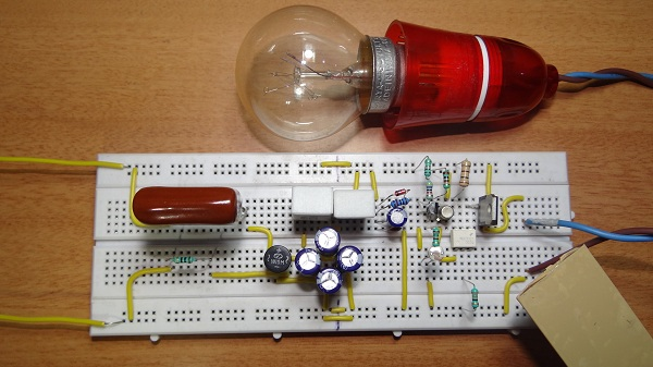 How To Make Automatic Night Lamp?
