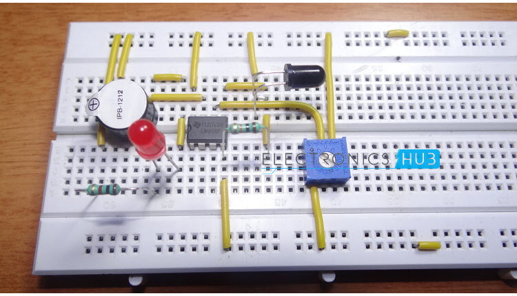 How To Make Best Burglar Alarm Circuit?