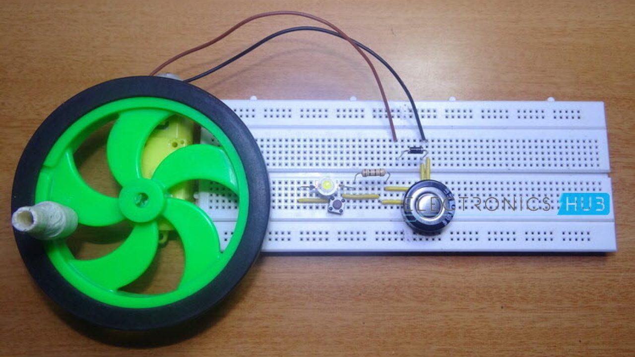 How To Design A Simple Hand Crank Generator?
